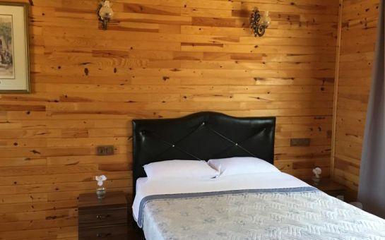 Kemer İrine Villas'ın Bungalow Odalarında 1 Gece Konaklama ve Kahvaltı Keyfi!