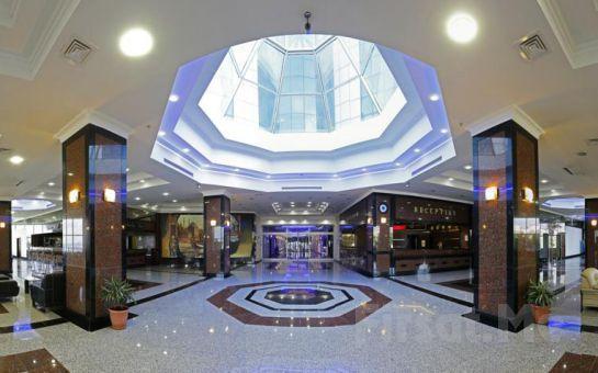 Eser Diamond Hotel, Convention Silivri'de 2 Kişi 1 Gece Konaklama ve Kahvaltı Keyfi