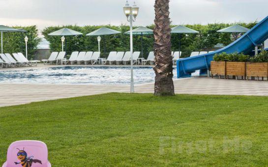 Eser Diamond Hotel & Convention Silivri'de 2 Kişi 1 Gece Konaklama ve Kahvaltı Keyfi!