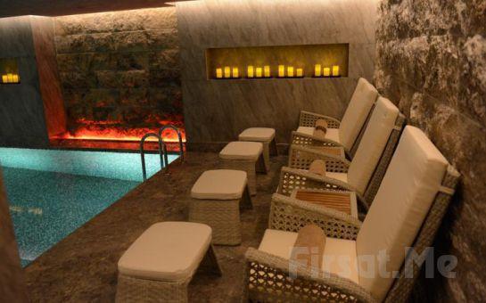 Berjer Boutique Hotel & Spa Taksim'de 2 Kişi 1 Gece Konaklama Keyfi, Kahvaltı Seçeneğiyle!