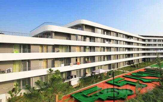 Ankara Prestige Thermal Hotel Spa & Wellness Ayaş'da Termal Tesis Kullanımı Dahil Yarım Pansiyon Konaklama