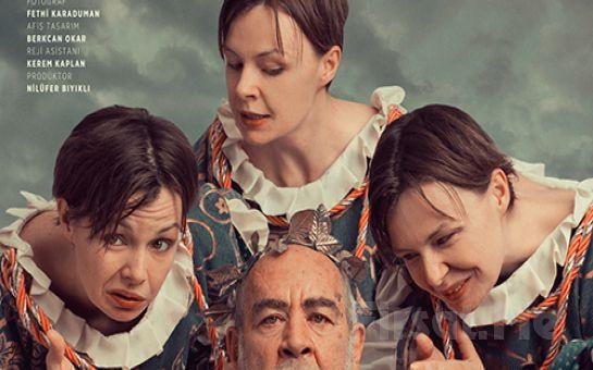Bo Sahne Cihangir'de UŞAK, KRAL VE ÖTEKİLER Adlı Tiyatro Oyunu