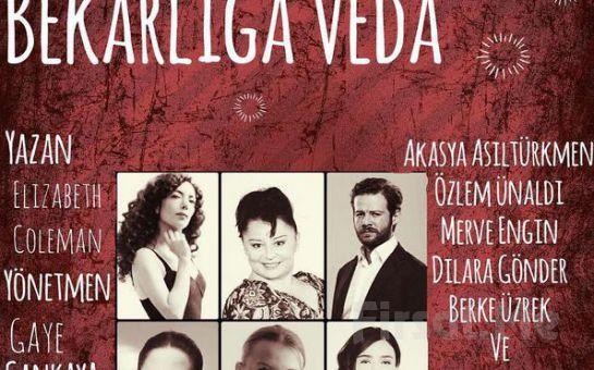 Bo Sahne Cihangir'de ''BEKARLIĞA VEDA'' Adlı Tiyatro Oyunu!