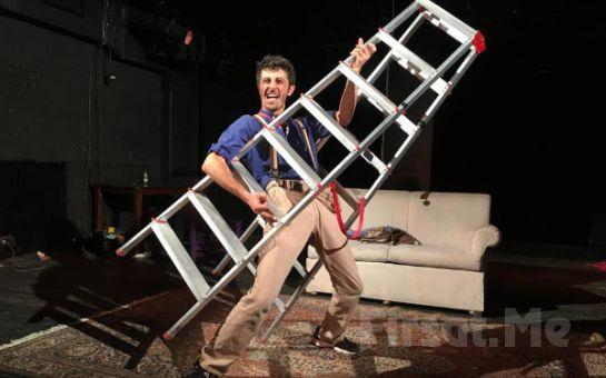 Bo Sahne Oyuncularından JOKER Adlı Tiyatro Oyun Bileti