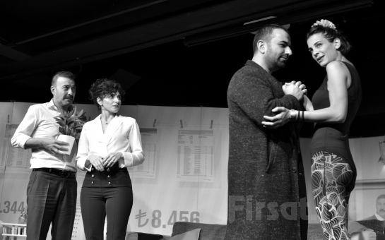 Kahkahası Bol Komedi Oyunu YETERSİZ BAKİYE Tiyatro Bileti
