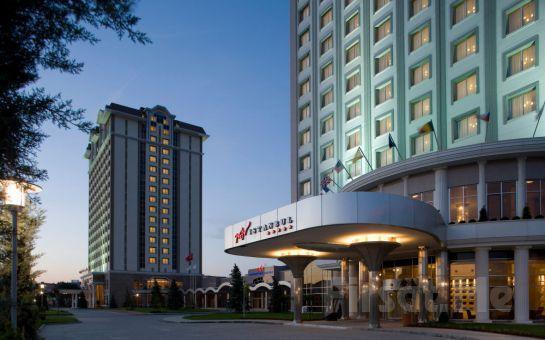 Wow İstanbul Hotel Bakırköy'de 2 Kişi 1 Gece Konaklama Keyfi, Kahvaltı Seçeneğiyle!