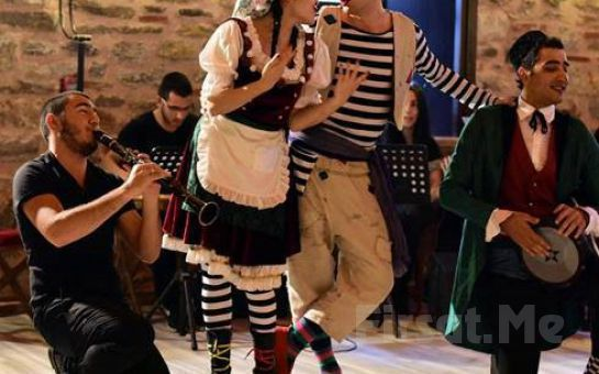 """Bo Sahne Cihangir'de """"İKİ EFENDİNİN UŞAĞI ALATURKA"""" Adlı Tiyatro Oyunu!"""