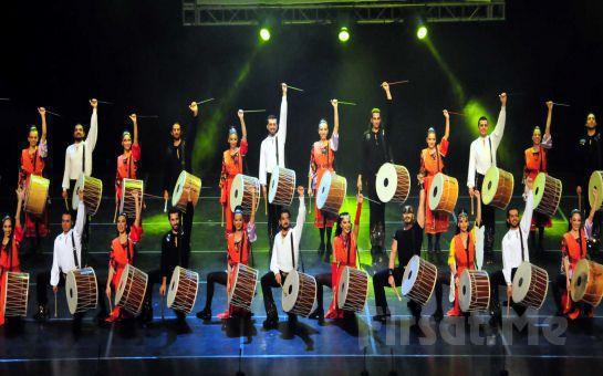 Mall Of İstanbul Moi Sahne'de 9 Mart'ta ANADOLU ATEŞİ Gösterisi Giriş Biletleri!