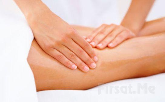 4. Levent Tria Club'dan Medical Sırt Masajı veya Selülit Masajı!