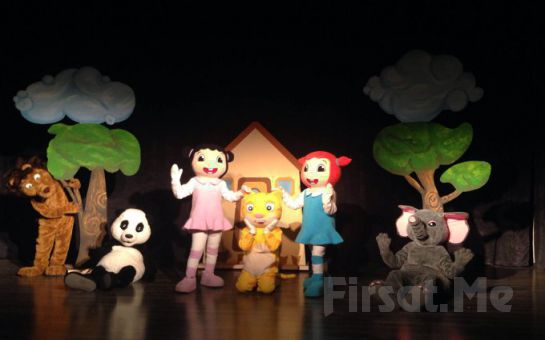 Çocuklarınız İçin CANIM KARDEŞİM 2 Adlı Müzikal Tiyatro Biletleri