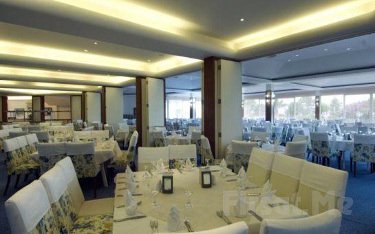 5* Pamukkale Lycus River Thermal Hotel'de 2 Kişilik Odalarda Kişi Başı 1 Gece Yarım Pansiyon Konaklama ve Termal Keyfi