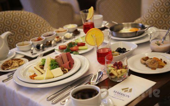 İnegöl Morrian Hotel'de Konaklama, Kahvaltı ve Spa Keyfi
