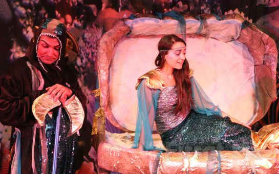 'Mavi Şehir' Müzikli Çocuk Tiyatro Oyun Bileti
