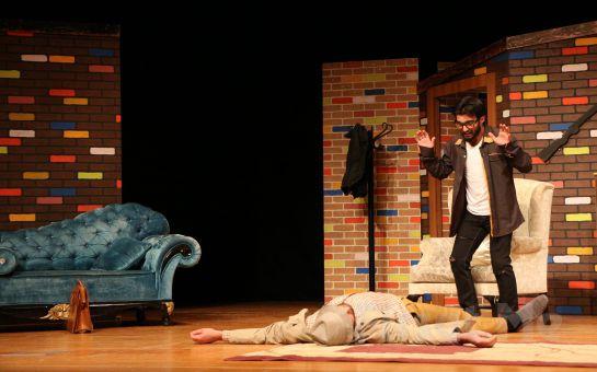 1001 Sanat'tan İKİLİ OYUN Tiyatro Oyunu!