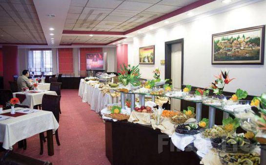 Eskişehir Saffron Otel'de 1 Gece Konaklama ve Kahvaltı Keyfi!