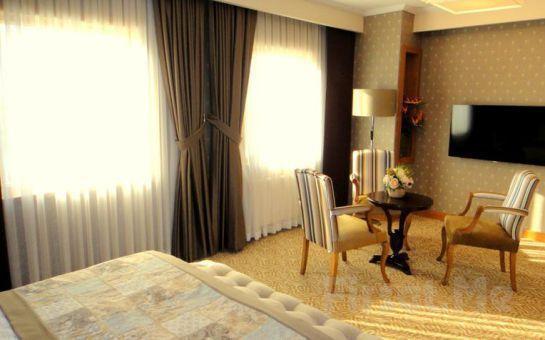 5* Kadak Garden Hotel Yenibosna'da Sınırsız İçecek Dahil Yılbaşı Gala Programı ve Konaklama Seçenekleri!