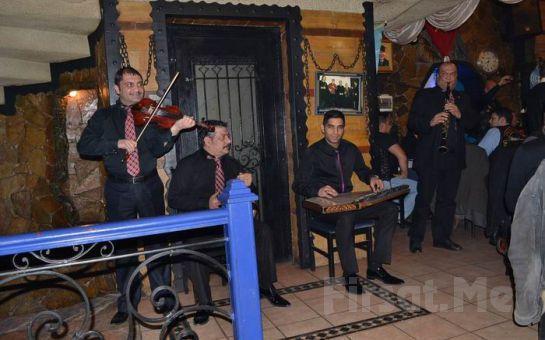 Kumkapı Patara'da Oryantal Showlar, Sanatçılar ve Fasıl Eşliğinde Muhteşem Yılbaşı Menüsü