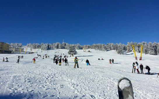 Her Pazar Kesin Kalkışlı Kayak Takımı Dahil Günübirlik Uludağ Kar ve Kayak Turu