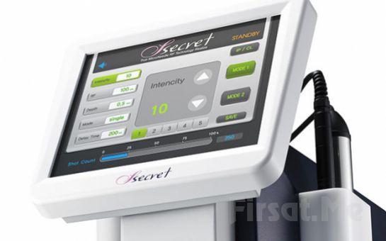 B'aestetics Klinik Ataşehir'den 4D Teknolojisi İle Örümcek Ağı ve Secret Cilt Ütüleme Uygulaması