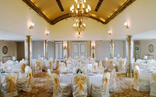 Elite Hotels Dragos'da Canlı Müzik, Oryantal ve Zengin Menü Eşliğinde Yılbaşı Balosu ve Konaklama Fırsatı!