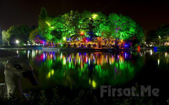 İzmir Göl Gazinosu'nda Canlı Müzik Eşliğinde Yılbaşı Eğlence Fırsatı! (Limitsiz İçecek Dahil)