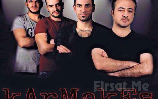 Beyrut Performance Kartal Sahne'de 14 Şubat Sevgililer Günün'e Özel Grup Karmakeş Konseri