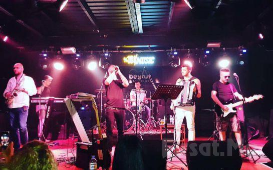 Beyrut Performance Kartal Sahne'de 14 Şubat Sevgililer Günün'e Özel Grup Karmakeş Konseri!