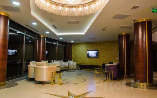 Yalova White Tuana Termal Hotel 'de Konaklama Seçenekleri ve Termal Tesis Kullanımı
