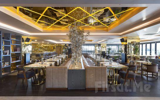 Nidya Hotel Esenyurt'ta Zengin Menü ve Sınırsız İçki Eşliğinde Yılbaşı Gala Programı ve Konaklama Fırsatı!