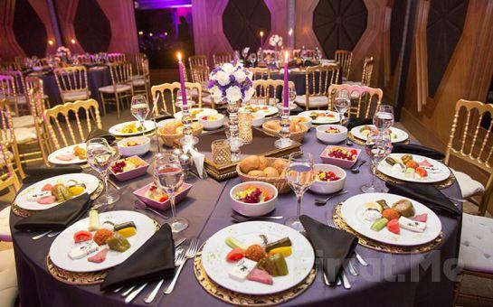 Asia Princess Hotel Kavacık'da Canlı Müzik Eşliğinde 1 Kişi Yılbaşı Yemeği ve Konaklama Fırsatı
