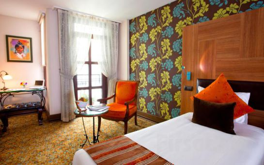 Konak Hotel Harbiye'de 2 Kişi 1 Gece Konaklama ve Kahvaltı Keyfi!