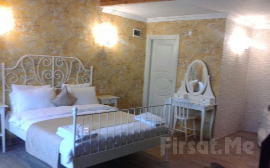 Ağva Kapım Hotel'de Hafta İçi ve Hafta Sonu Standart veya Jakuzili, Şömineli Odalarda Çift Kişilik Konaklama Seçenekleri