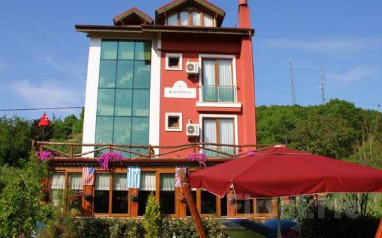 Ağva Kapım Hotel'de Canlı Müzik Eşliğinde İçki Dahil Yılbaşı Gala Yemeği ve Konaklama Seçenekleri