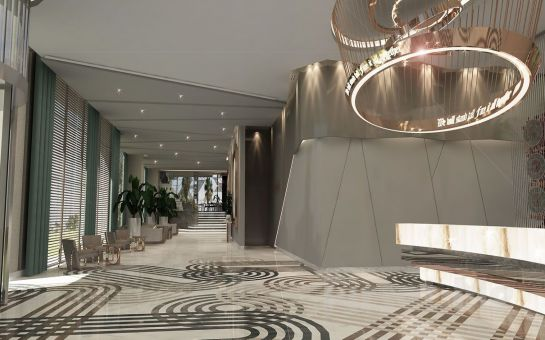Lionel Hotel İstanbul Bayrampaşa'da Canlı, Dj Müzik ve Zengin Menü Eşliğinde Yılbaşı Balosu