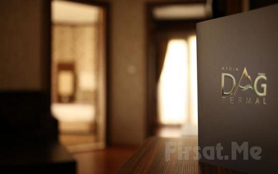 Aydın Hedef Dağ Hotel Termal, SPA'da Konaklama Seçenekleri ve Termal Tesis Kullanımı