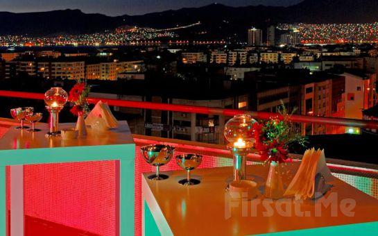 İzmir Kaya Prestige Hotel'de Kahvaltı Dahil Konaklama Keyfi