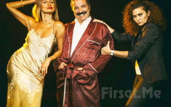 Kahkahası Bol Komedi Oyunu KOCAMIN NİŞANLISI Tiyatro Bileti