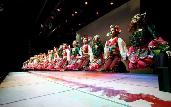 Mall Of İstanbul Moi Sahne'de ANADOLU ATEŞİ KIVILCIM'ın Muhteşem Çocuk Gösterisi Giriş Bileti Fırsatı