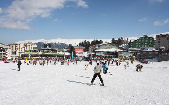 Let's Tur'dan Her Gün Kesin Hareketli Günübirlik ULUDAĞ Kar ve Kayak Turu!