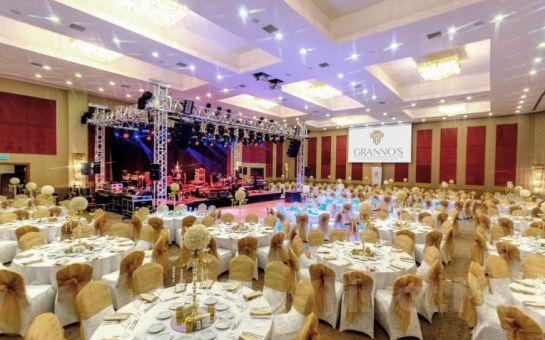 Grannos Thermal Hotel, Convention Center Haymana'da Yarım Pansiyon Konaklama ve Termal Keyfi