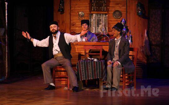 "1001 Sanat'tan ""FEHİM PAŞA KONAĞI"" Tiyatro Oyunu!"