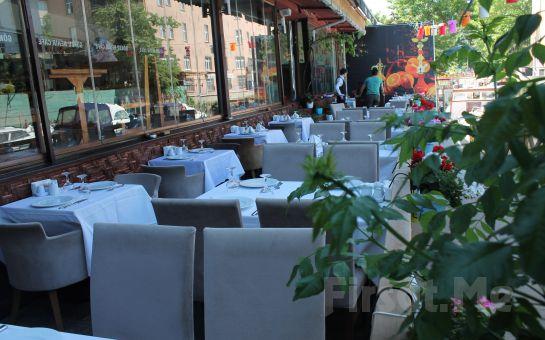 Anadolu Hisarı Göksu Nehir Restaurant'ta Canlı Müzik Eşliğinde Aperatif Menü