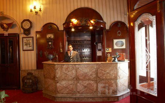 Panoramik Haliç Manzaralı Büyük Londra Otel'de 2 Kişi 1 Gece Konaklama ve Kahvaltı Keyfi