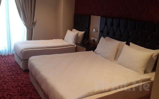 Ataşehir Vois Hotel'de 2 Kişi 1 Gece Konaklama Keyfi!