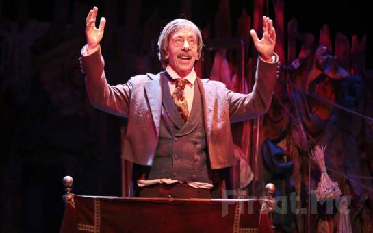 """Genco Erkal'ın Muhteşem Oyunculuğu ile """"Bir Delinin Hatıra Defteri"""" Tiyatro Oyun Biletleri!"""