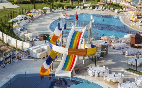 Ankara Hattuşa Vacation Thermal Club'ın Yarım Pansiyon Konaklama ve Termal Keyfi!