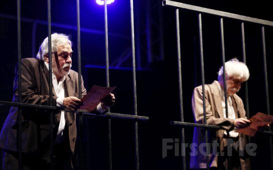 """Rutkay Aziz ve Taner Barlas'tan """"Adalet, Sizsiniz"""" Adlı Tiyatro Oyun Biletleri!"""