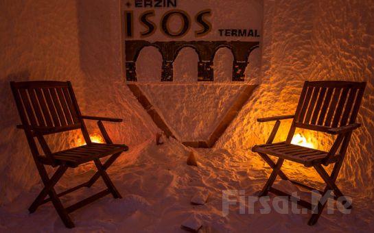 Hatay Hattuşa Vacation Thermal Club'da Yarım Pansiyon Konaklama ve Termal Keyfi!