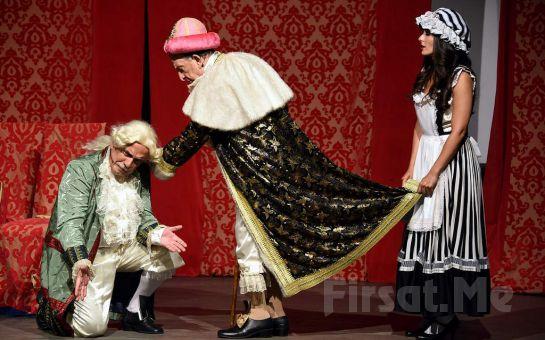 """Haldun Dormen Performansı ile """"Kibarlık Budalası"""" Tiyatro Oyun Biletleri!"""