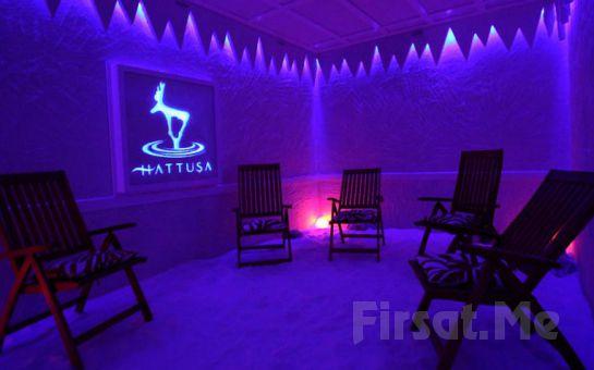 Hattuşa Vacation Thermal Club Kazdağları'nda Yarım Pansiyon Konaklama ve Termal Keyfi